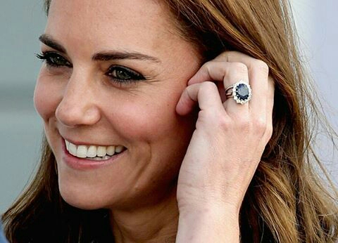 inel logodna kate middleton
